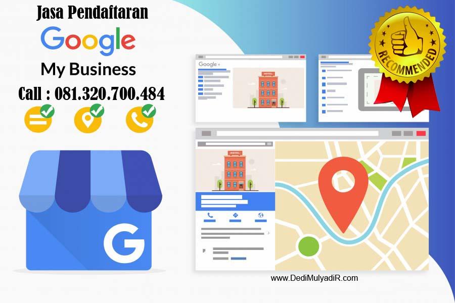 Jasa Pendaftaran Usaha dan Optimasi di Google Bisnis Maps