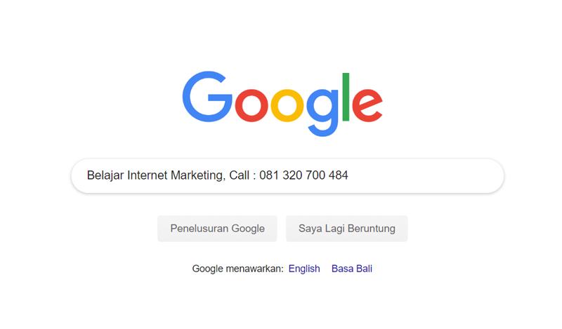 Tips dan Trik jitu cara mendominasi dan menjajah Google