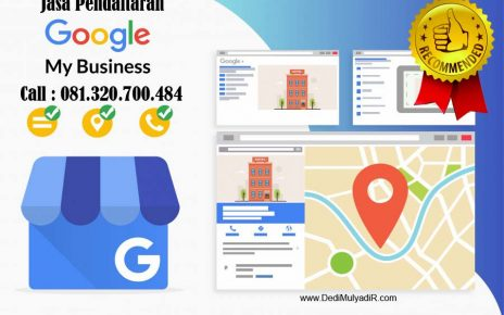Jasa SEO Lokal, Jasa Pendaftaran Google Bisnis GMB
